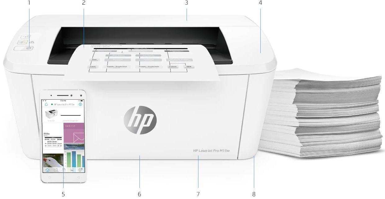 HP LaserJet Enterprise Pro