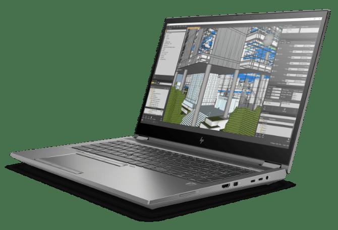 HP ZBook Fury G8